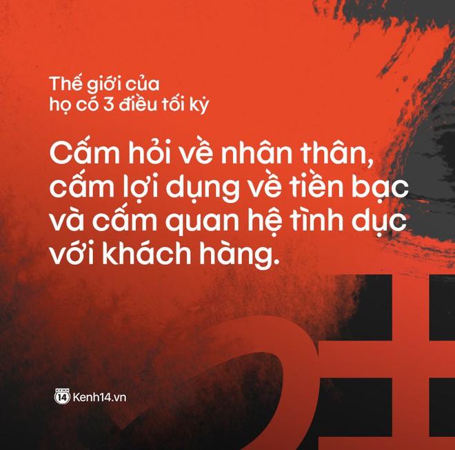Ẩn sau vẻ đẹp chết người của một Geisha Nam: Sức quyến rũ từ lời nói mật ngọt chết ruồi thu về cả tỷ đồng mỗi đêm - ảnh 6