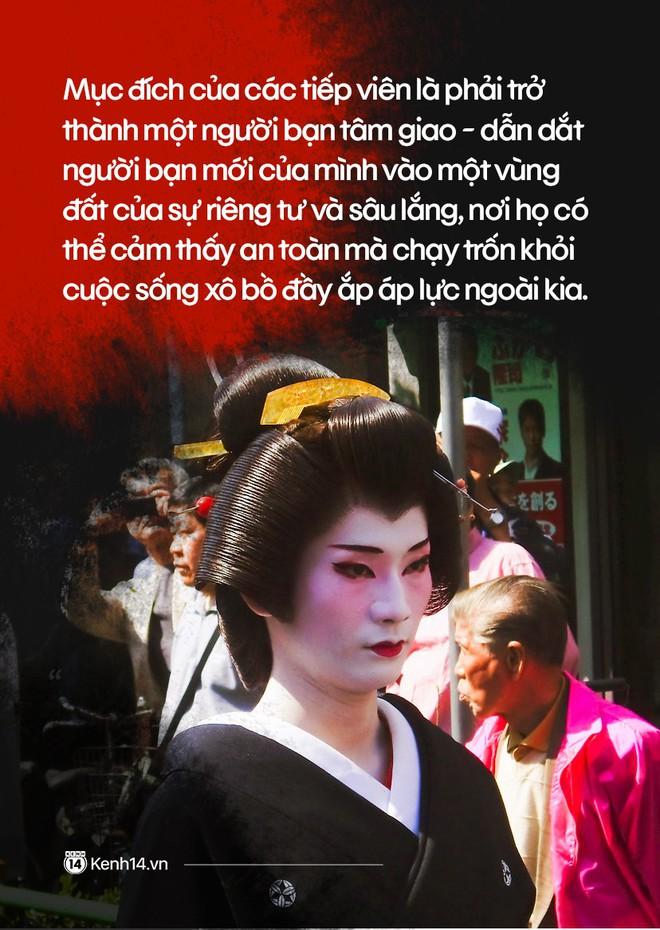 Ẩn sau vẻ đẹp chết người của một Geisha Nam: Sức quyến rũ từ lời nói mật ngọt chết ruồi thu về cả tỷ đồng mỗi đêm - ảnh 11