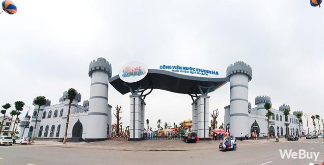 Review chi tiết công viên nước siêu to khổng lồ Thanh Hà: Trẻ em thích mê, người lớn có chút hụt hẫng - ảnh 2