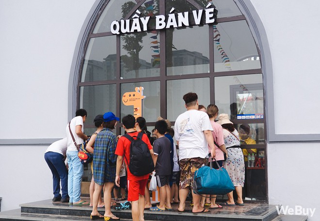 Review chi tiết công viên nước siêu to khổng lồ Thanh Hà: Trẻ em thích mê, người lớn có chút hụt hẫng - ảnh 3