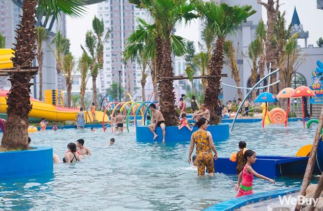 Review chi tiết công viên nước siêu to khổng lồ Thanh Hà: Trẻ em thích mê, người lớn có chút hụt hẫng - ảnh 14