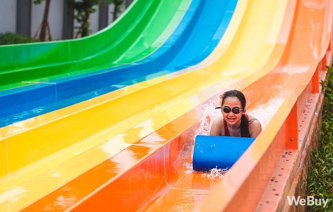 Review chi tiết công viên nước siêu to khổng lồ Thanh Hà: Trẻ em thích mê, người lớn có chút hụt hẫng - ảnh 9