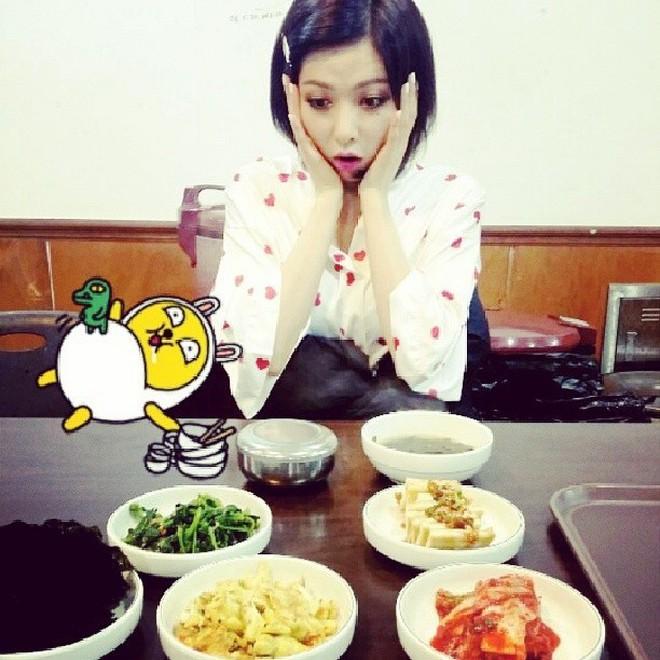 """4 bí quyết ăn uống """"tuy nhỏ mà có võ giúp HyunA duy trì body ai cũng mê - ảnh 3"""