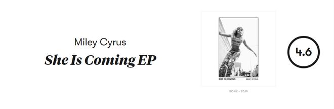 Lại một album flop dập mặt của Miley Cyrus: khán giả Mỹ đã quay lưng lại với cô nàng? - ảnh 2