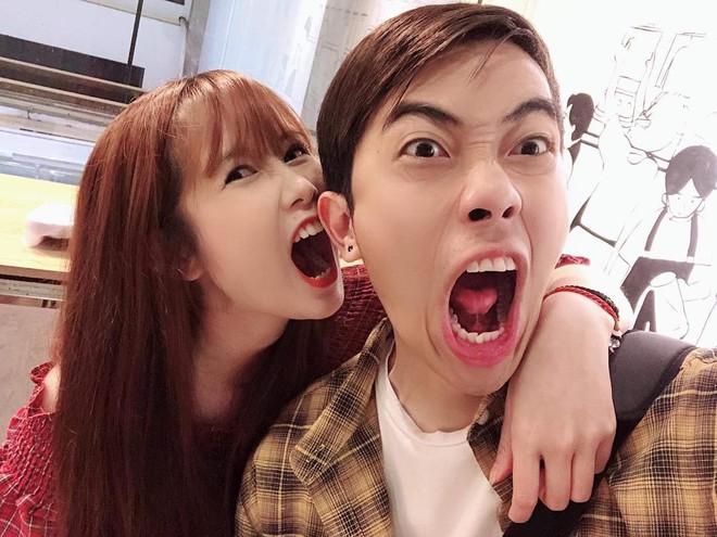 Trước thềm đám cưới siêu to khổng lồ của hot streamer Cris Phan - Mai Quỳnh Anh, fan lục lại khoảnh khắc lầy lội siêu cấp của cặp đôi - ảnh 3