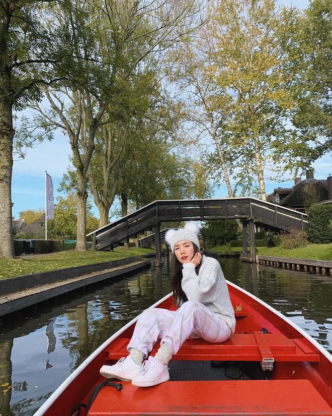 Không chỉ đẹp tựa nữ thần hay sở hữu hàng loạt bản hit, cô nàng này còn là người có tần suất du lịch đáng nể nhất showbiz Việt! - ảnh 15