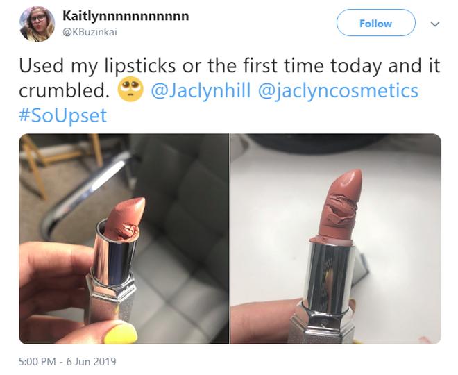 Son môi hot hit của beauty blogger dính phốt rùng mình: vỏ đẹp long lanh nhưng son nổi cục lổn nhổn đầy vật thể lạ, đánh vài lần đã gẫy - ảnh 9