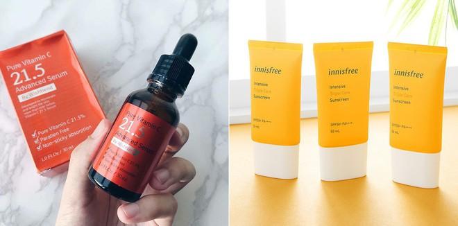 """5 bộ đôi serum vitamin C và kem chống nắng bình dân mà bạn có thể dễ dàng tìm mua để có làn da đẹp """"thần thánh"""" - Ảnh 1."""