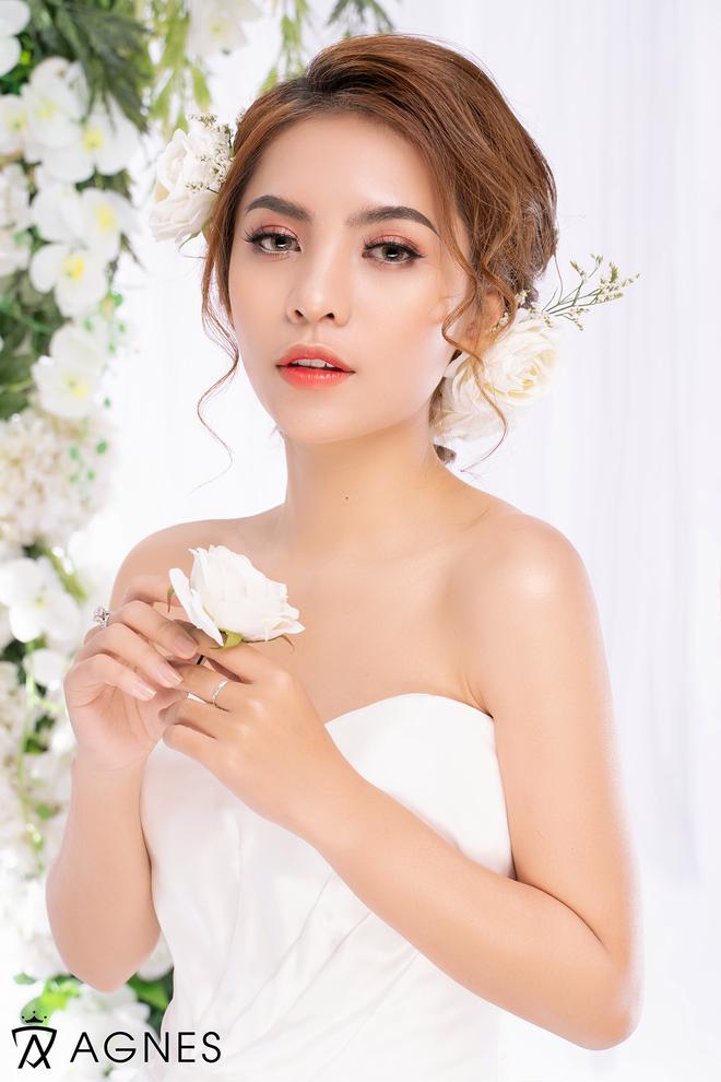 Mãn nhãn với 5 phong cách makeup cô dâu cùng Agnes Academy - ảnh 1