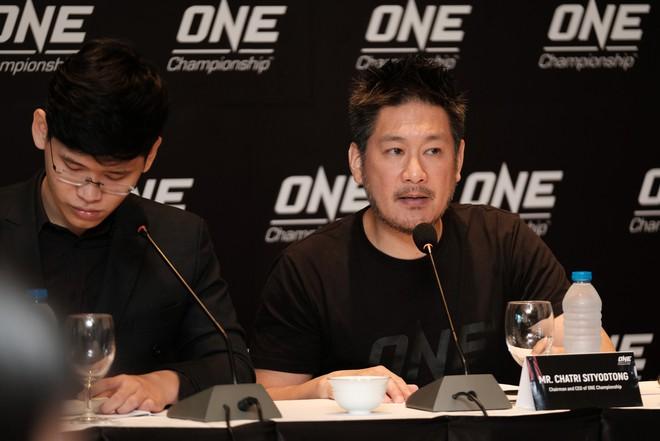 Ông chủ quyền lực của One Championship muốn đưa giải võ thuật tầm cỡ thế giới đến Việt Nam: Đừng nhầm nghệ thuật của tôi là bạo lực! - ảnh 4