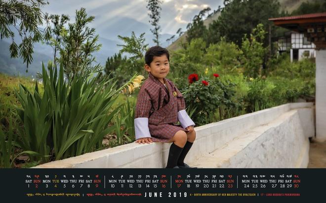 Vương quốc hạnh phúc Bhutan công bố hình ảnh mới nhất của hoàng tử bé khiến nhiều người ngỡ ngàng vì thay đổi quá nhiều - ảnh 3