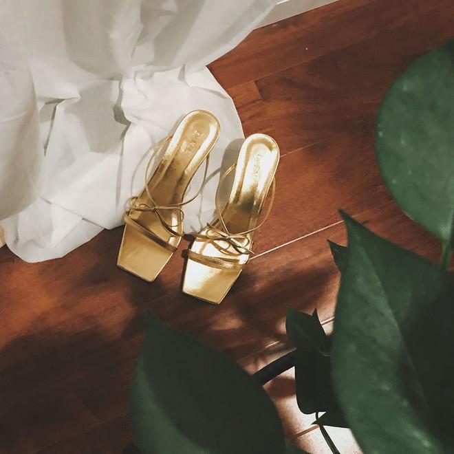 Sandals quai mảnh: Item mảnh mai nhẹ nhàng mà hợp gu từ hội bánh bèo đến nàng cá tính sang chảnh - ảnh 3