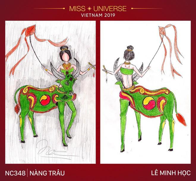 Choáng với loạt ý tưởng trang phục mới dành cho Hoàng Thùy: Từ ninja Lead, heo quay đến cây ATM - ảnh 7