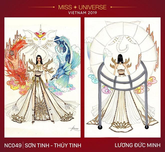 Choáng với loạt ý tưởng trang phục mới dành cho Hoàng Thùy: Từ ninja Lead, heo quay đến cây ATM - ảnh 8