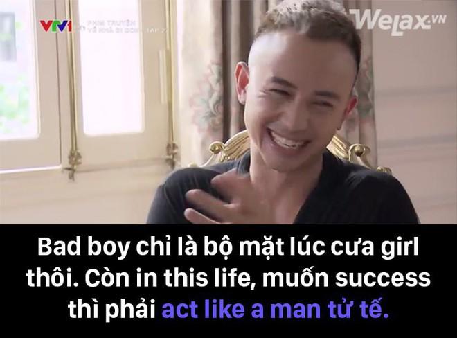 Những màn lộng ngôn trong Về nhà đi con mà được đọc theo kiểu tiếng Việt ft. tiếng Anh thế này thì đúng là: PHÁT ĐIÊN! - ảnh 2