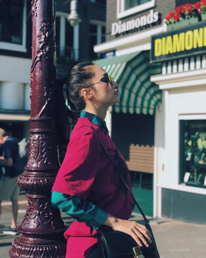 Soi bảng thành tích du lịch siêu to khổng lồ của bà mối quốc dân Hương Giang: Đến travel blogger cũng phải dè chứng vì tần suất quá khủng! - ảnh 24