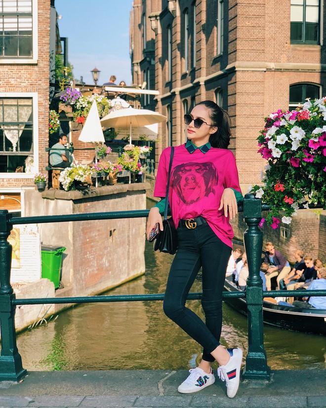 Soi bảng thành tích du lịch siêu to khổng lồ của bà mối quốc dân Hương Giang: Đến travel blogger cũng phải dè chứng vì tần suất quá khủng! - ảnh 23