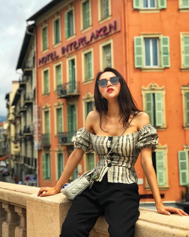 Soi bảng thành tích du lịch siêu to khổng lồ của bà mối quốc dân Hương Giang: Đến travel blogger cũng phải dè chứng vì tần suất quá khủng! - ảnh 4