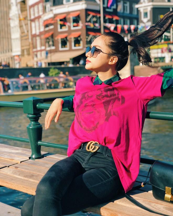Soi bảng thành tích du lịch siêu to khổng lồ của bà mối quốc dân Hương Giang: Đến travel blogger cũng phải dè chứng vì tần suất quá khủng! - ảnh 21