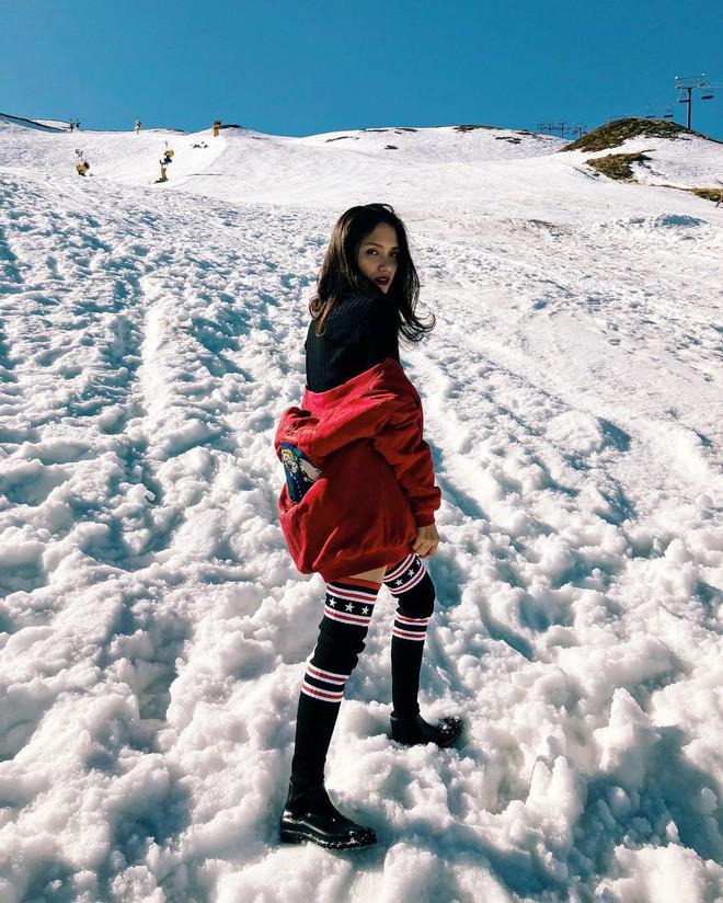 Soi bảng thành tích du lịch siêu to khổng lồ của bà mối quốc dân Hương Giang: Đến travel blogger cũng phải dè chứng vì tần suất quá khủng! - ảnh 27