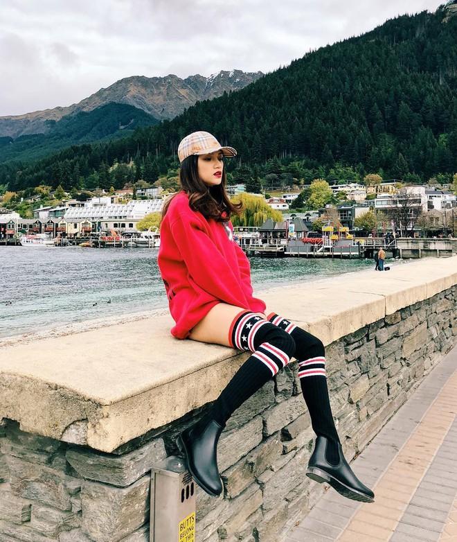 Soi bảng thành tích du lịch siêu to khổng lồ của bà mối quốc dân Hương Giang: Đến travel blogger cũng phải dè chứng vì tần suất quá khủng! - ảnh 25