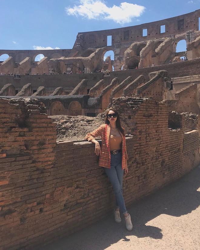 Soi bảng thành tích du lịch siêu to khổng lồ của bà mối quốc dân Hương Giang: Đến travel blogger cũng phải dè chứng vì tần suất quá khủng! - ảnh 12