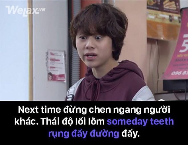 Những màn lộng ngôn trong Về nhà đi con mà được đọc theo kiểu tiếng Việt ft. tiếng Anh thế này thì đúng là: PHÁT ĐIÊN! - ảnh 6