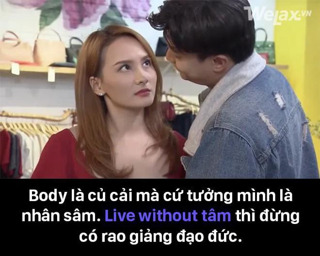 Những màn lộng ngôn trong Về nhà đi con mà được đọc theo kiểu tiếng Việt ft. tiếng Anh thế này thì đúng là: PHÁT ĐIÊN! - ảnh 8