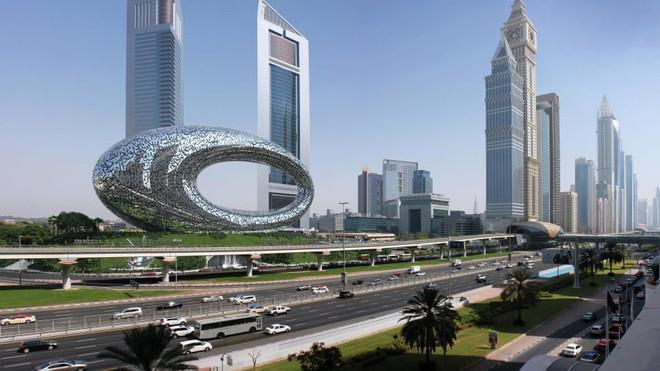 Bảo tàng Tương lai – Biểu tượng thế giới mới ở Dubai? - ảnh 1