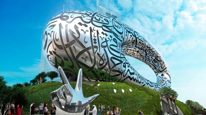 Bảo tàng Tương lai – Biểu tượng thế giới mới ở Dubai? - ảnh 2