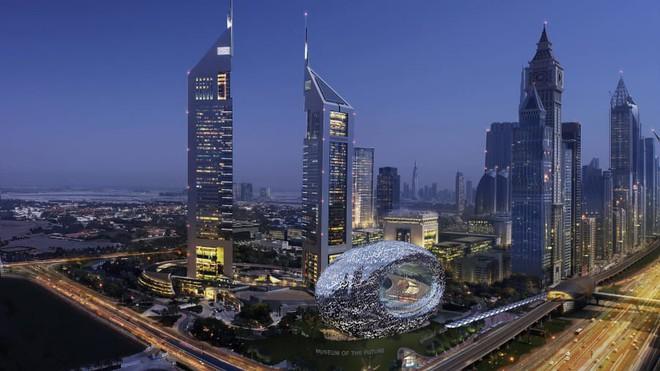 Bảo tàng Tương lai – Biểu tượng thế giới mới ở Dubai? - ảnh 7