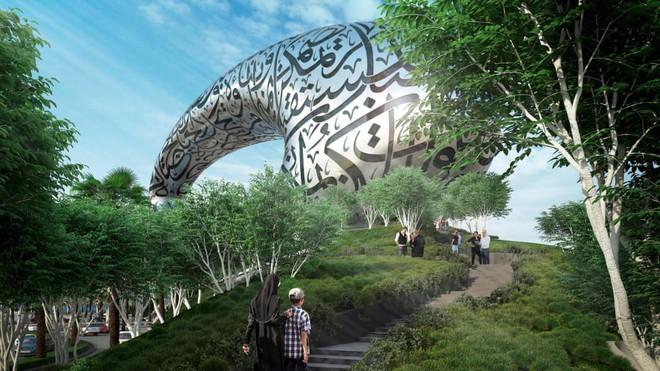 Bảo tàng Tương lai – Biểu tượng thế giới mới ở Dubai? - ảnh 8