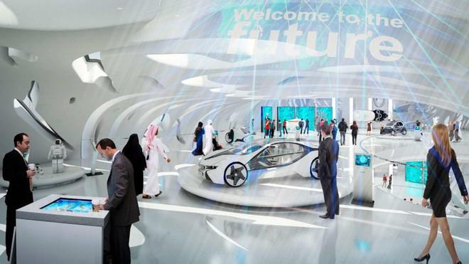 Bảo tàng Tương lai – Biểu tượng thế giới mới ở Dubai? - ảnh 9