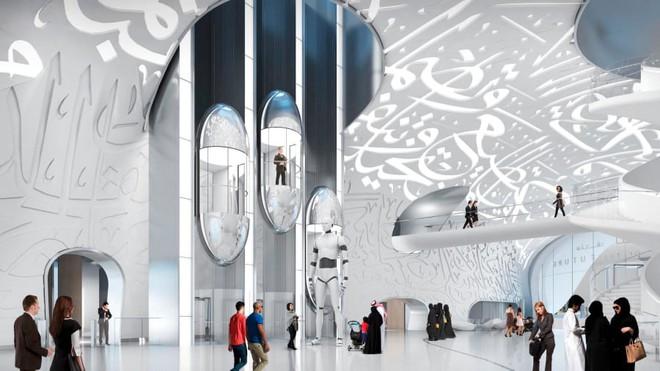 Bảo tàng Tương lai – Biểu tượng thế giới mới ở Dubai? - ảnh 3
