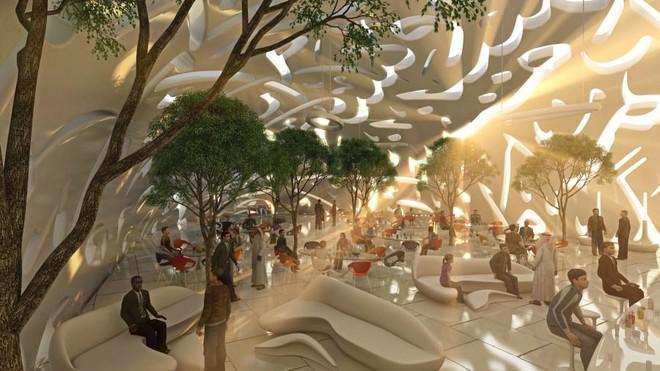 Bảo tàng Tương lai – Biểu tượng thế giới mới ở Dubai? - ảnh 4