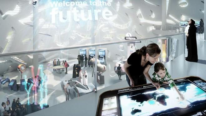 Bảo tàng Tương lai – Biểu tượng thế giới mới ở Dubai? - ảnh 5