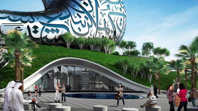 Bảo tàng Tương lai – Biểu tượng thế giới mới ở Dubai? - ảnh 6
