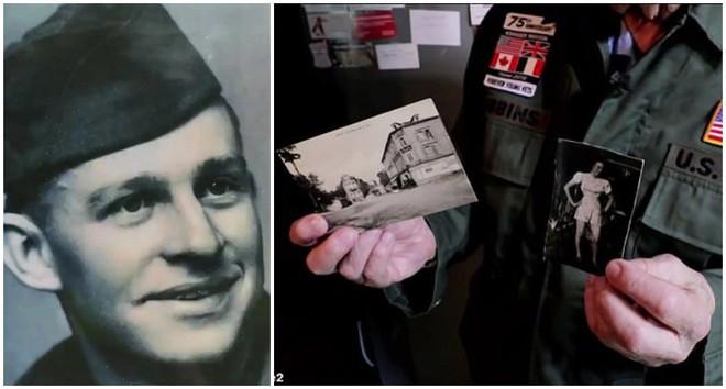 Chuyện tình vượt thời gian của cặp đôi thời Thế chiến đoàn tụ sau 75 năm: Anh nhất định sẽ quay lại lấy em làm vợ - Ảnh 1.