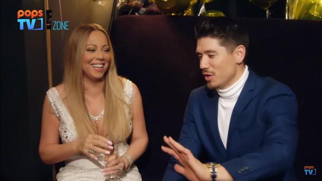 Vụ ngoại tình cực shock của Mariah Carey với vũ công: loạt khoảnh khắc làm người xem đỏ mặt trong show thực tế riêng khi còn đính hôn! - ảnh 7