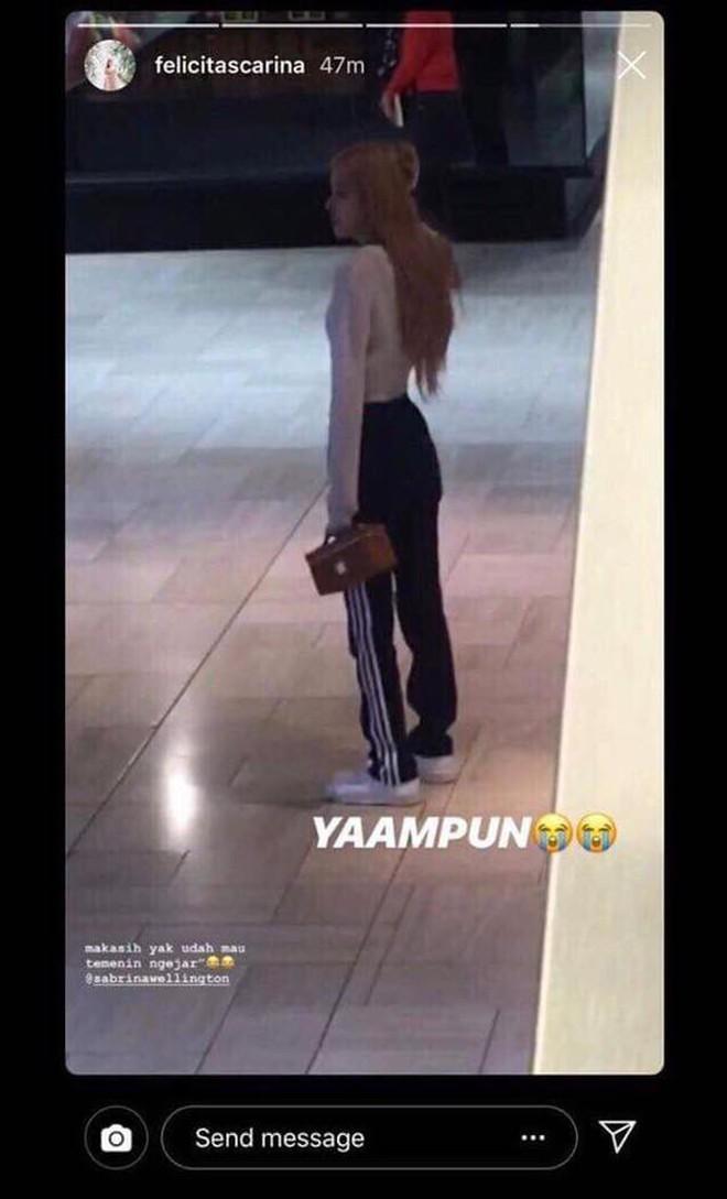 """Thấy Rosé mê đồ ăn đến bất chấp, fan Việt mới quyết tâm đem... hàng phở với cây xoài ra """"dụ"""" cô nếu BLACKPINK tổ chức concert ở Việt Nam - ảnh 18"""
