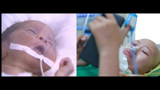 Nhật ký 55 ngày chiến đấu đầy cảm xúc của người mẹ ung thư và con trai: Mong Bình An rồi sẽ bình an! - ảnh 4