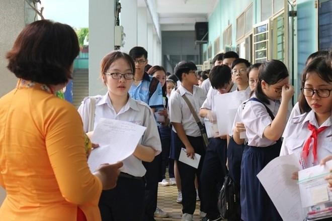 126 học sinh bị điểm 0 môn Toán ở TPHCM: Đề thi khó hay học sinh dốt? - ảnh 1
