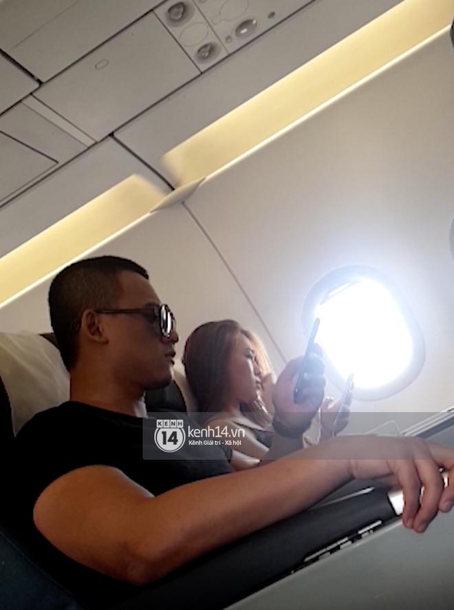 Độc Quyền: Mỹ Tâm nựng má Mai Tài Phến trên máy bay và loạt bằng chứng hẹn hò chàng diễn viên kém 10 tuổi! - ảnh 9