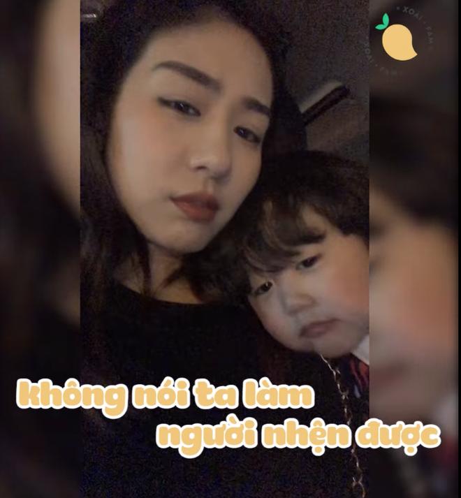 Tuyển tập những câu đối đáp ngọng líu ngọng lô đưa Xoài trở thành thánh lầy của hội Hot Kid Việt - ảnh 5