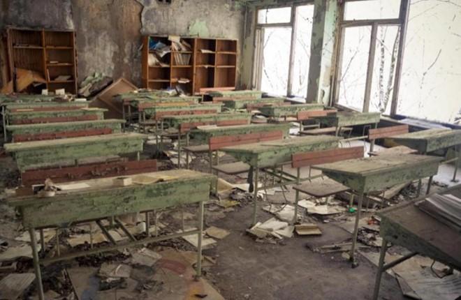 Từ vùng đất ma không ai dám bén mảng, nhà máy điện hạt nhân Chernobyl bỗng hóa xứ sở thần tiên đẹp lịm tim qua lăng kính của nhiếp ảnh gia - ảnh 8