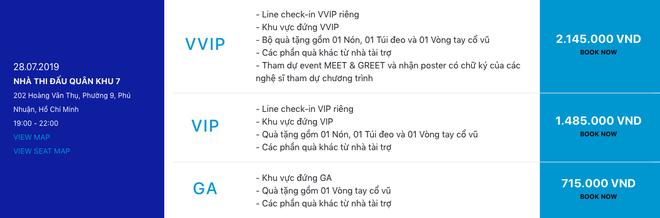 Sơn Tùng M-TP tiết lộ 3 điểm đến đầu tiên của Sky Tour 2019 cùng giá vé và loạt quà tặng hấp dẫn rồi đây! - ảnh 1