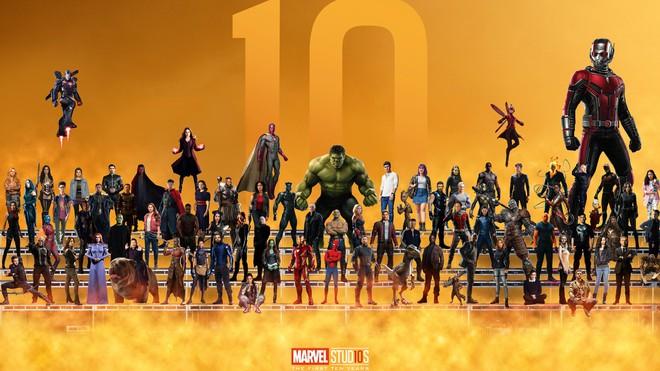 10 cái tên hú hồn từng đóng phim Marvel có thể bạn nhận ra: Em dâu Thor là Miley Cyrus cũng từng làm siêu anh hùng - Ảnh 1.
