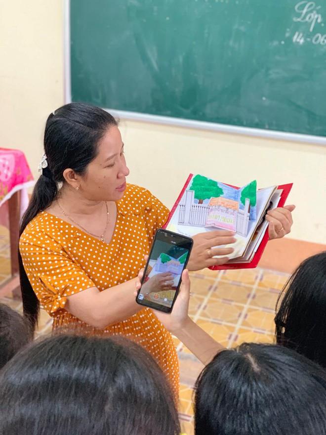 Làm nhật ký thủ công tặng cô giáo, học sinh Vĩnh Long khiến cộng đồng mạng trầm trồ trước độ khéo tay vô cực - ảnh 5