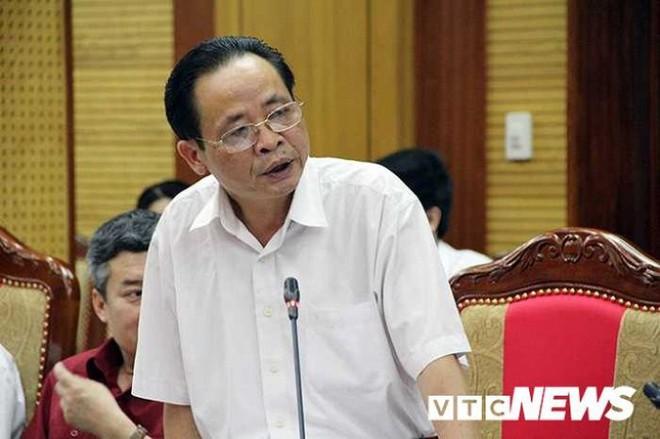 Gian lận thi cử ở Hà Giang: Kỷ luật Phó Chủ tịch tỉnh và nguyên giám đốc Sở GD&ĐT - ảnh 2