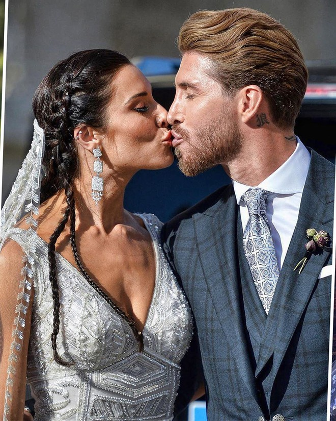 Chán cảnh độc thân, dàn sao bóng đá thi nhau cưới vợ trong hè này - Ảnh 1.